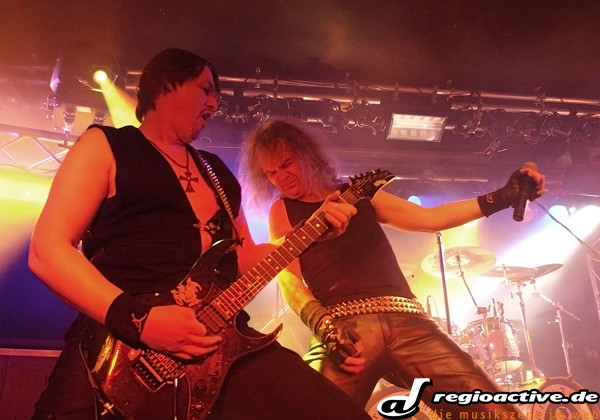 Grave Digger (Live im Colos Saal Aschaffenburg)